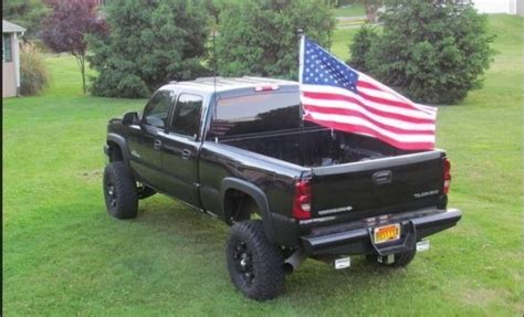 truck bed flag pole flag pole mount for truck bed best cars image galleries