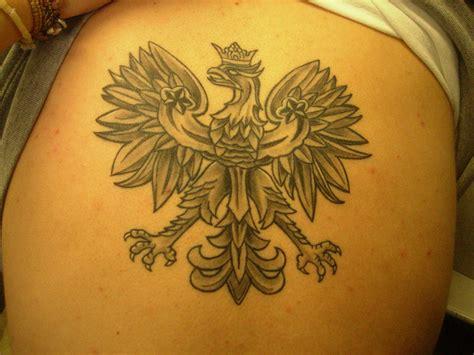 polish eagle tattoo girl pin 2010 polish eagle tattoo for girls tattoos when you