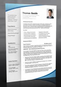 professional resume template free can help you to start