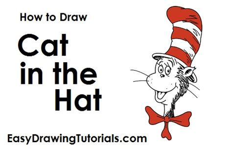 doodle cat how to make a hat how to draw cat in the hat