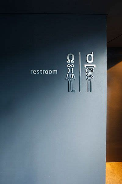 cuarto translation signage dimensional letters typography graphic