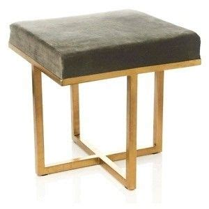 nate berkus furniture nate berkus metal stool ottoman furniture pinterest