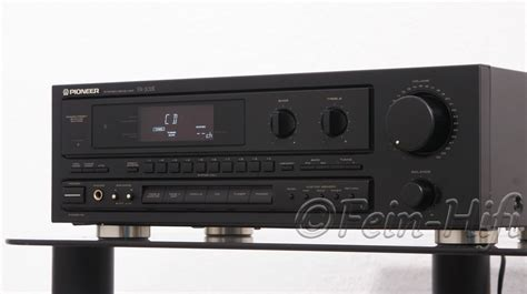 stereo receiver mit phono eingang pioneer sx 202r stereo receiver mit phono eingang