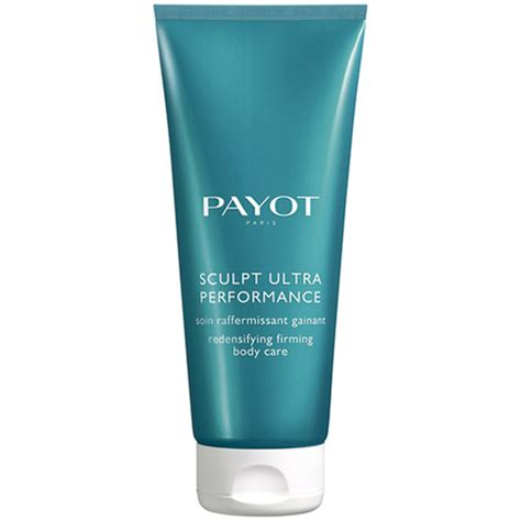 body comfort innovative therapy payot ultra performance redensifying firming body care