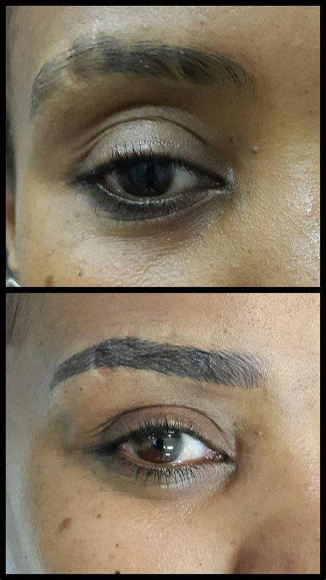 how to cover a scar gap on eyebrows elegant lashes