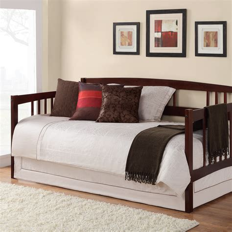 day bed headboards appealing wood daybeds design orchidlagoon com