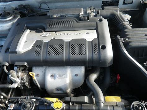Kia 2004 Engine Kia Cerato Ld 2004 2017 2 0 1975cc 16v G4gc Petrol Engine