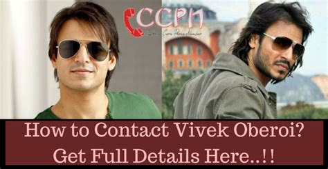actor vivek office address vivek oberoi contact address phone number email id