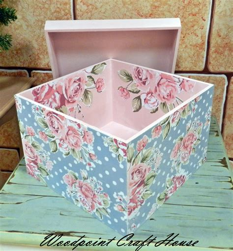 Decoupage Paper Ideas - wood painting made decoupage ah蝓ap boyama el