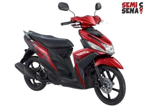 Bagasi Depan Motor Rr harga yamaha mio m3 125 blue review spesifikasi