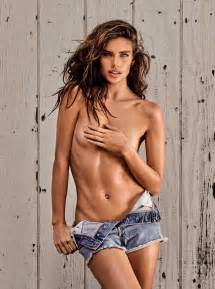 newest nude photos of a portuguese model sara sampaio by mariano