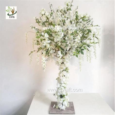 cherry blossom table centerpieces uvg 4ft wedding centerpieces for tables wisteria and