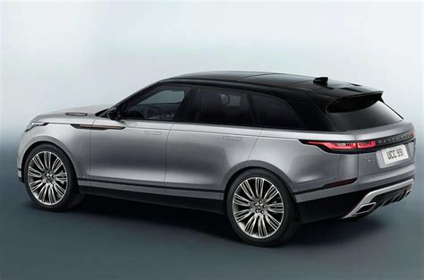 range rover price uk range rover velar revealed price specs interior autocar
