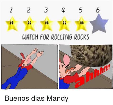 Buenos Dias Mandy Meme
