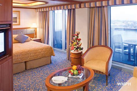 caribbean princess cabin  category  balcony suite   icruisecom