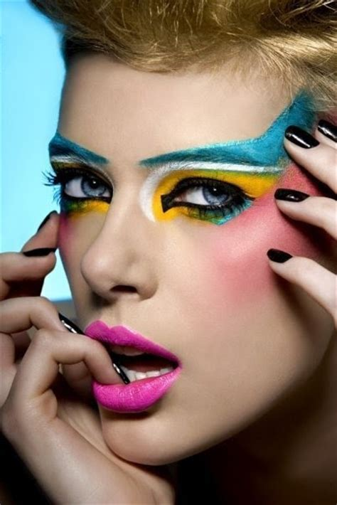 saya sayang geomatika international college futuristic makeup