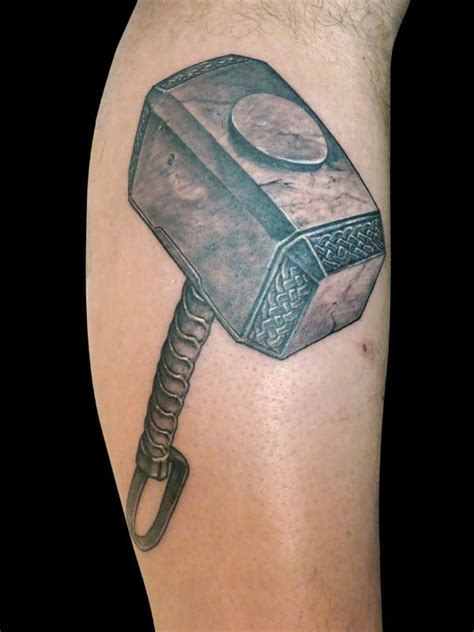 thor s hammer tattoo designs 97 best images about drawing on character