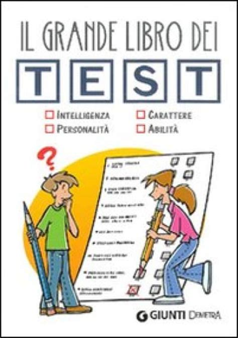 libro the testing il grande libro dei test libro mondadori store