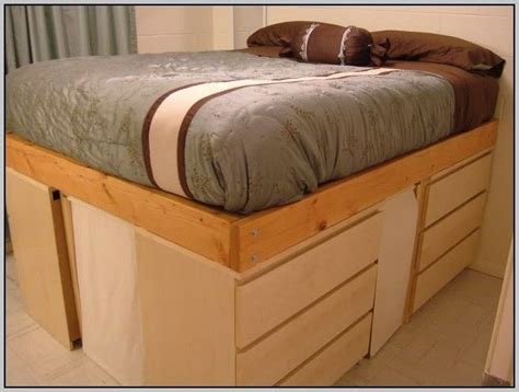 platform bed ikea hack 25 best ideas about ikea platform bed on pinterest diy