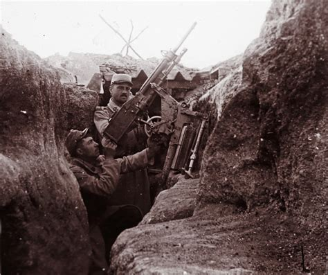 In The Trenches by Unpublished Photos What Wwi Trench Warfare Really Looked