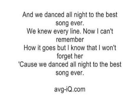 best song lyrics best song by one direction acoustic guitar