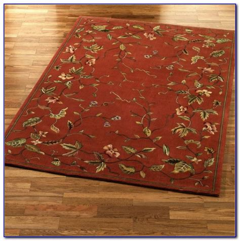 rust colored rust colored rug runner rugs home design ideas