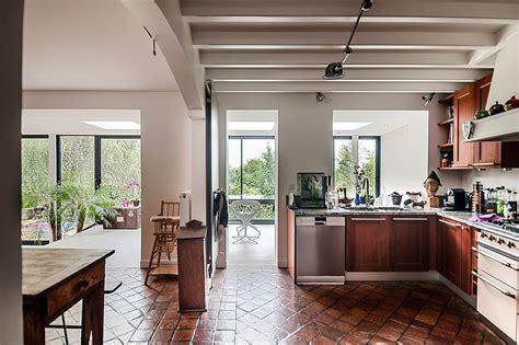 extension cuisine extension contemporaine et r 233 novation par jean philippe