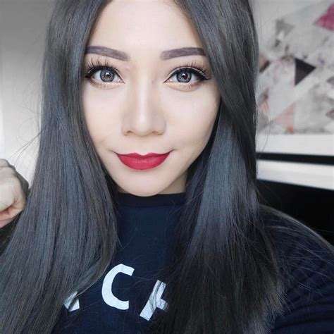 charcoal hair color trending charcoal hair colors for 2018 best hair color