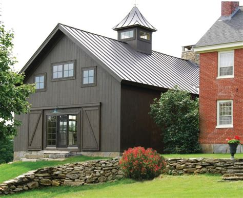 exterior image glamorous pole barn homes convention other metro rustic