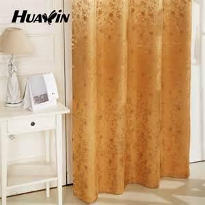 gold color curtains wholesale gold color jacquard curtain fabrics buy