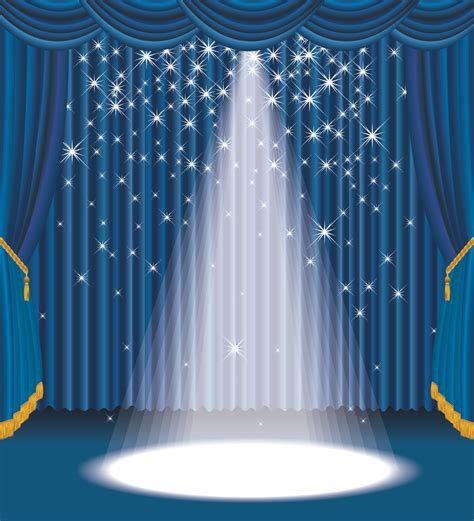 top of curtain called free stage lights clip art joy studio design gallery