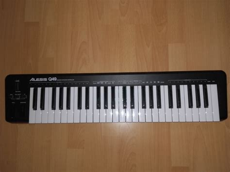 Alesis Q49 Keyboard Alesis Q49 Midi Keyboard For Sale In Lucan Dublin From Jets23