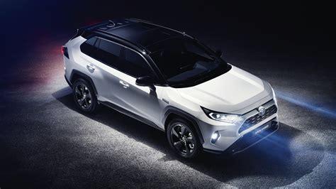 2019 Toyota Rav4 Hybrid by 2019 Toyota Rav4 Hybrid 4k Wallpapers Hd Wallpapers Id
