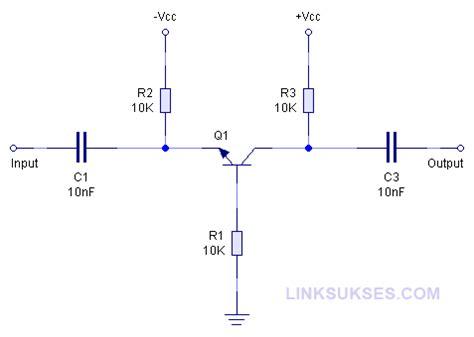 gambar rangkaian transistor common emitor gambar rangkaian transistor common emitor 28 images penguat common emitor transistor sebagai