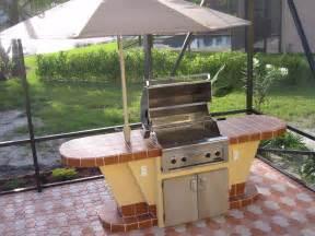 Outdoor kitchen design images