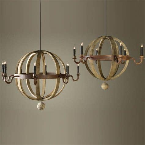 wine barrel chandelier bobo intriguing objects wine barrel planet chandelier