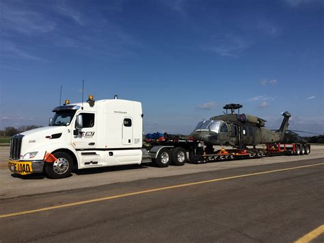 How To Transport A by How To Transport A Black Hawk On The Road