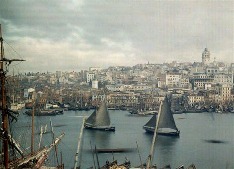 ottoman constantinople picture archive constantinople in color 1923