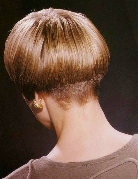 backside haircuts gallery best short wedge haircuts for women short hairstyles 2015