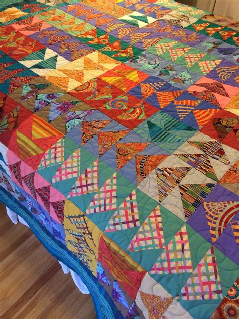 Patchwork Stitches - 787 best images about kaffe fassett quilts on