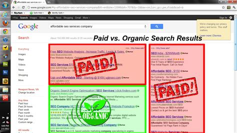 Best Paid Search Warning Avoid Seos That Pay To Be At The Top Of