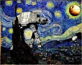 Star Wars Bedroom Accessories starry night at at walker star wars shower curtain star