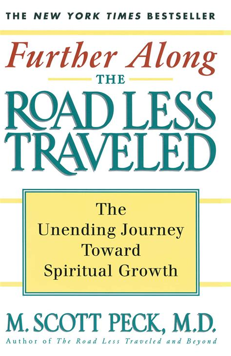 taking the road less traveled books further along the road less traveled book by m