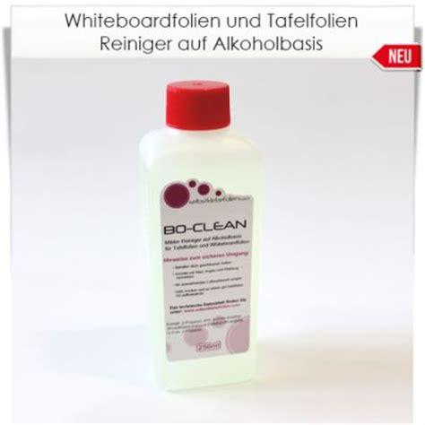 Isopropanol Aufkleber Entfernen by Alkoholbasierender Reiniger F 252 R Whiteboardfolie Und