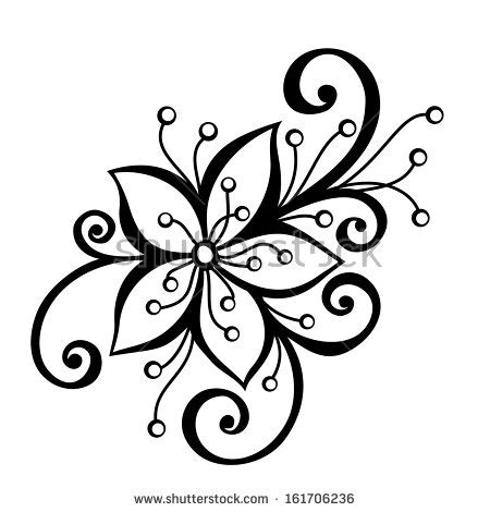 small decorative drawings decorative flower drawings my web value