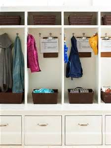 Mudroom Organizer by Mudroom Cubbies Design Ideas