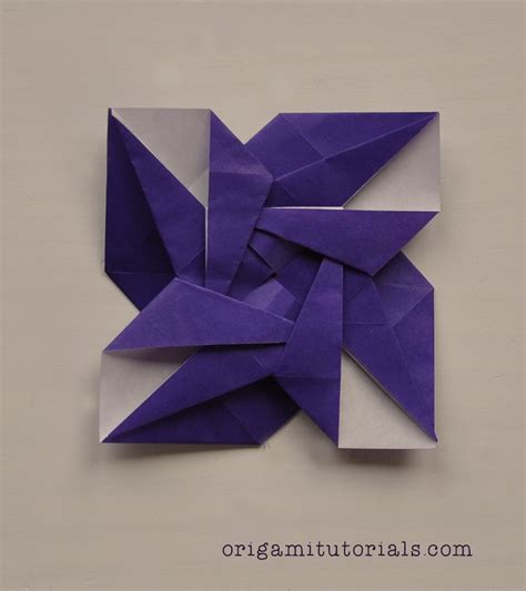 Paper Folding Designs Tutorial - origami another tato origami tutorials