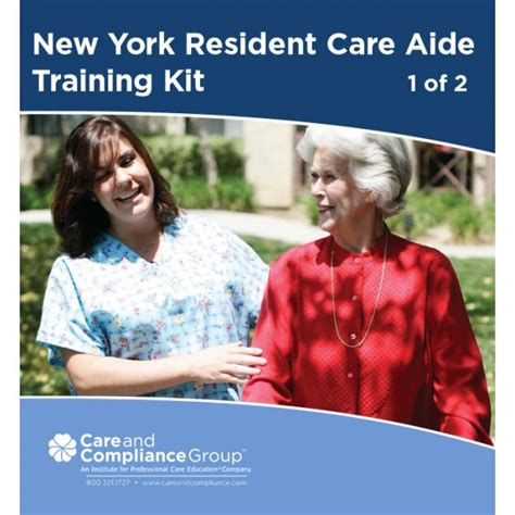 Resident Care Assistant by New York Resident Aide Kit Oncourse Learning Healthcare