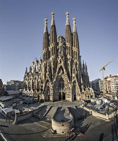 la sagrada de familia descubre la sagrada familia diario de viaje barcelona