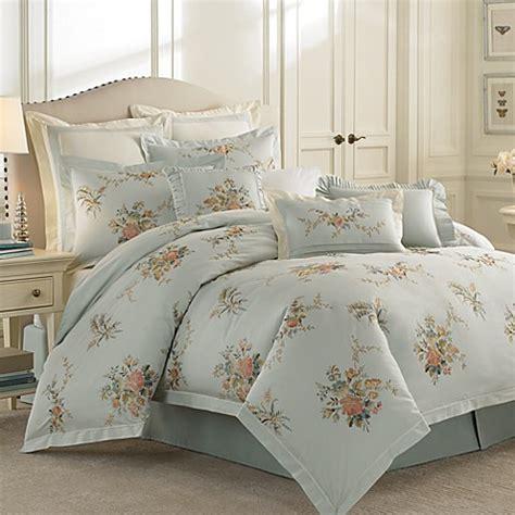 raymond waites 174 sandra comforter set 100 cotton bed
